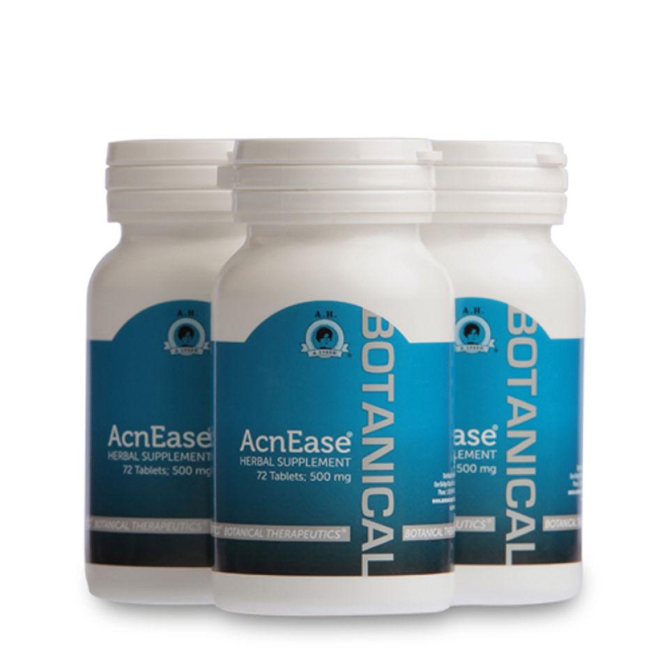 Acnease Mild Acne Treatment – 3 flaskor
