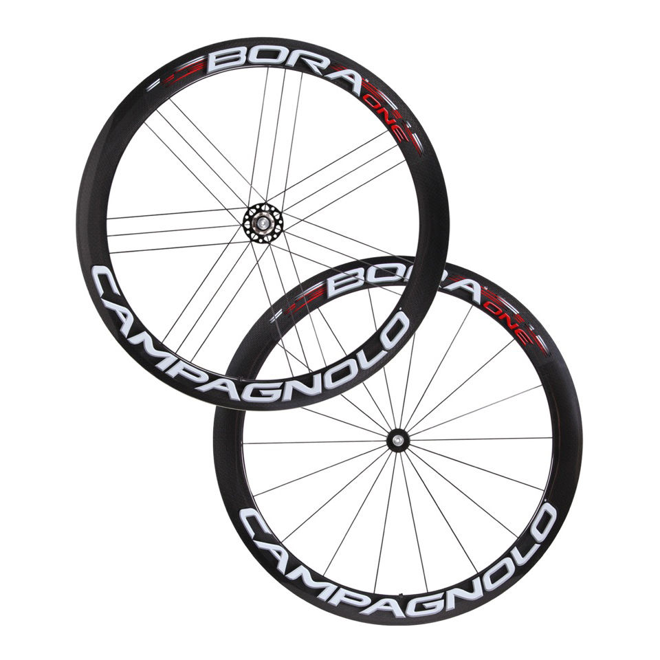 Campagnolo Bora One Schlauch Laufradsatz - Campagnolo - Carbon