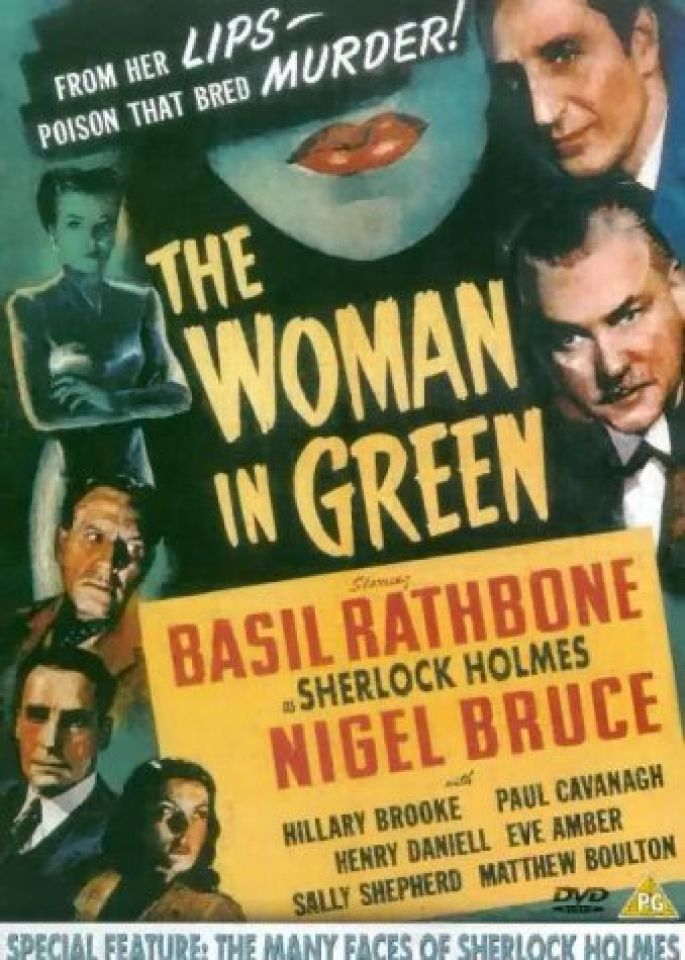 sherlock-holmes-the-woman-in-green-the-dvd