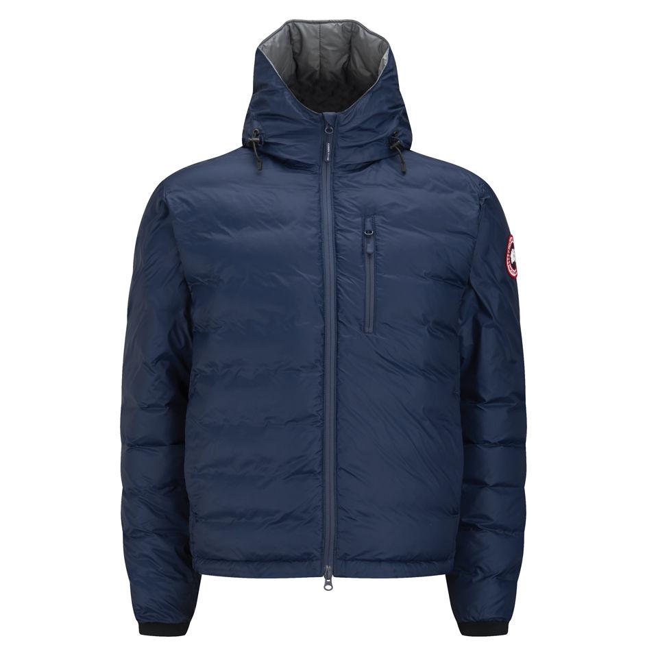 Canada Goose Men S Lodge Lightweight Hooded Jacket