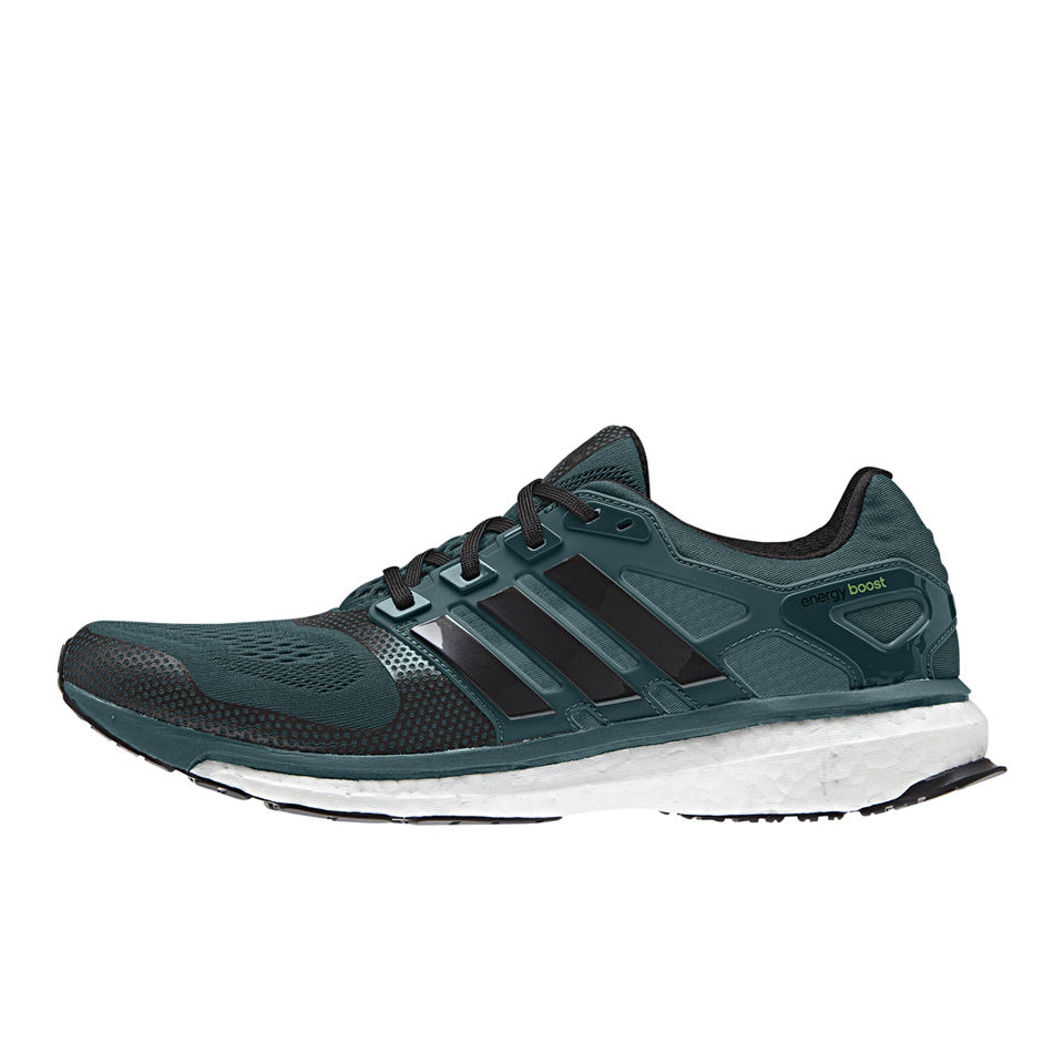 huge discount 99add 95a86 adidas Mens Energy Boost 2 ESM Running Shoes - GreyBlackGreen Sports   Leisure  TheHut.com