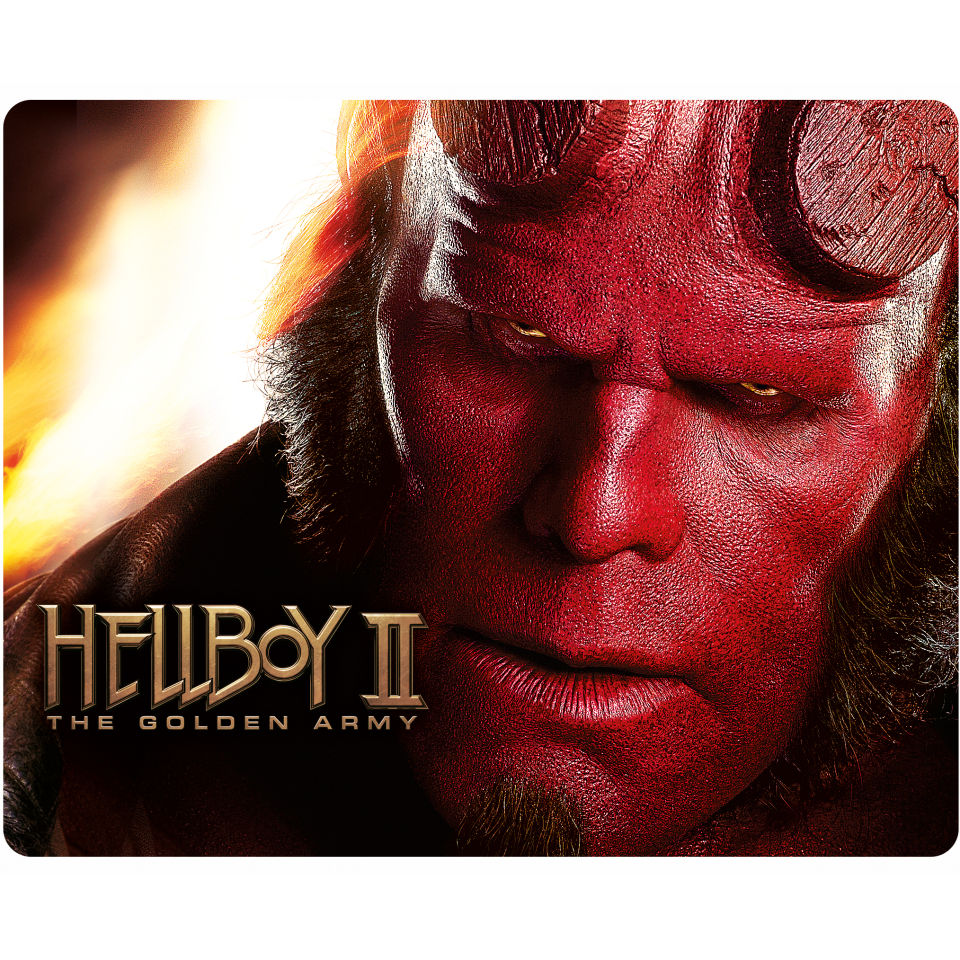 Hellboy 2 The Golden Army Universal 100th Anniversary