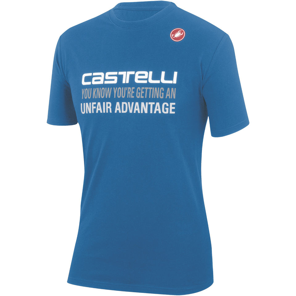 castelli-advantage-t-shirt-blue-s