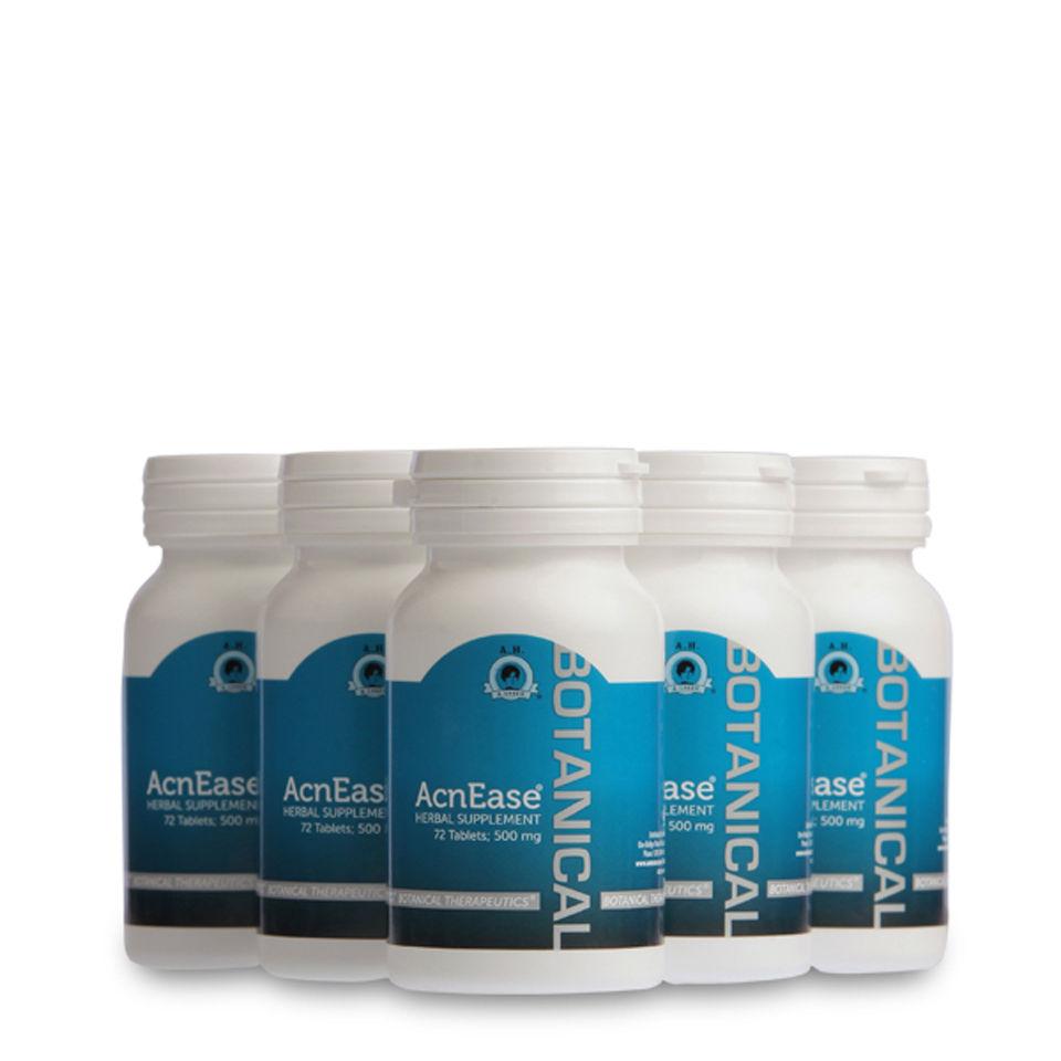 Acnease Moderate Acne Treatment – 5 Bottles (Bundle)