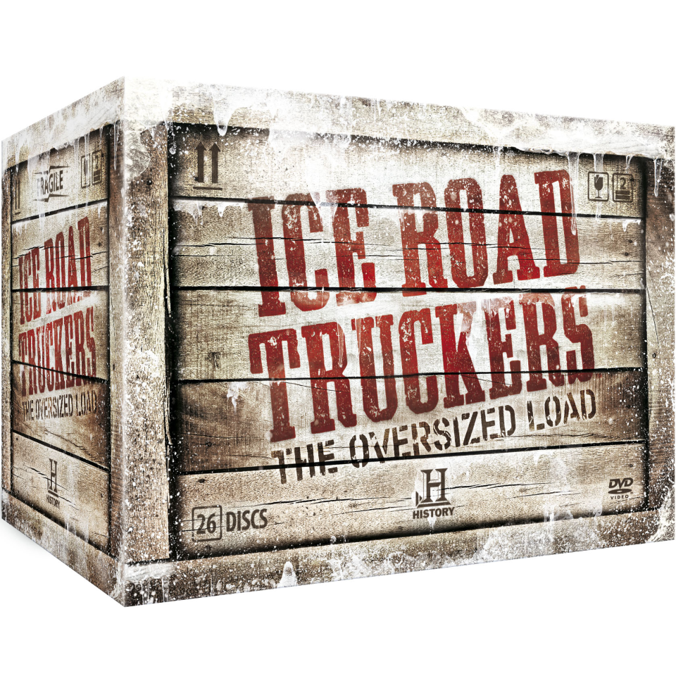ice-road-truckers-the-oversized-load-includes-book
