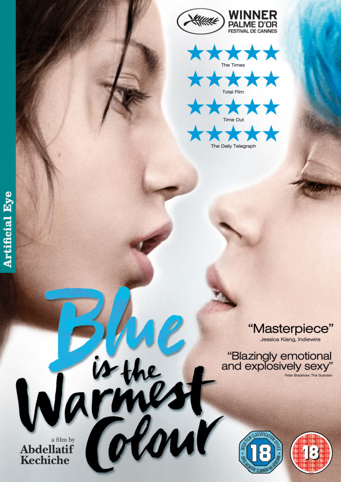 Blue Is The Warmest Colour Dvd Zavvi