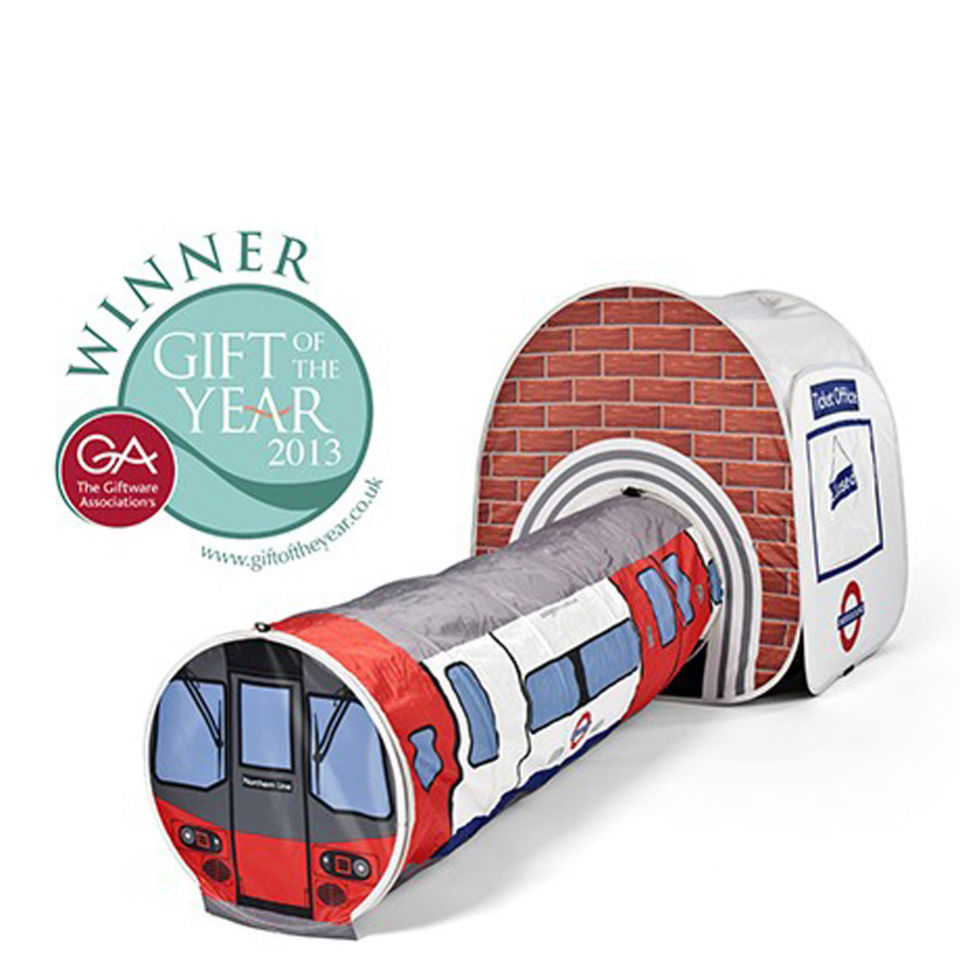 London Underground Tube And Station Play Tent Gifts Zavvi