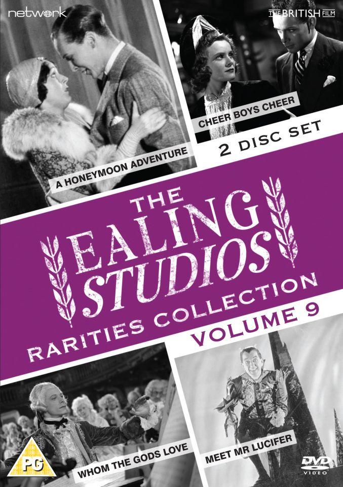 The Ealing Studios Rarities Collection: Volume Nine