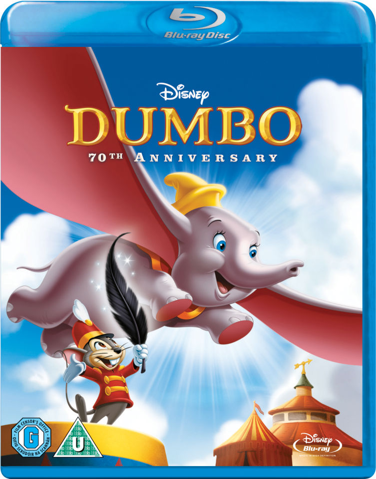 dumbo-single-disc