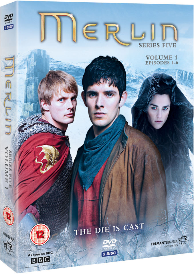 merlin-series-5-volume-1
