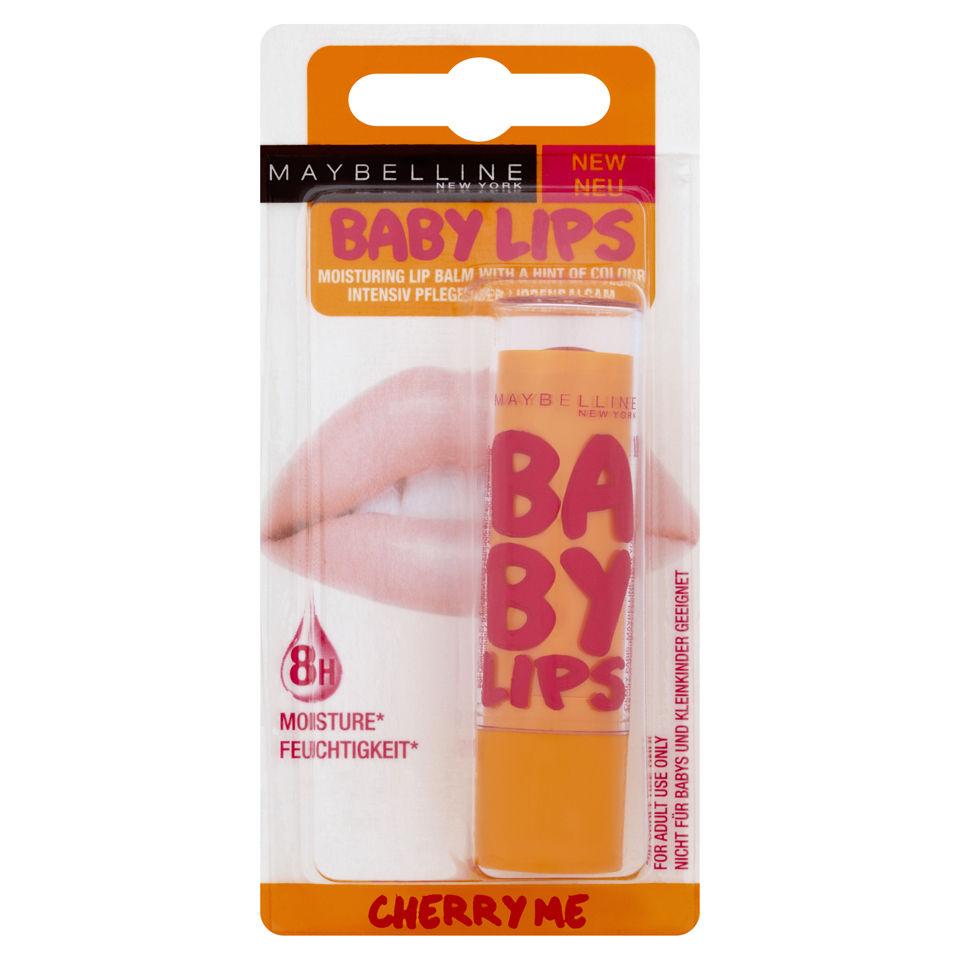 Köpa billiga Maybelline Baby Lips Cherry Me online