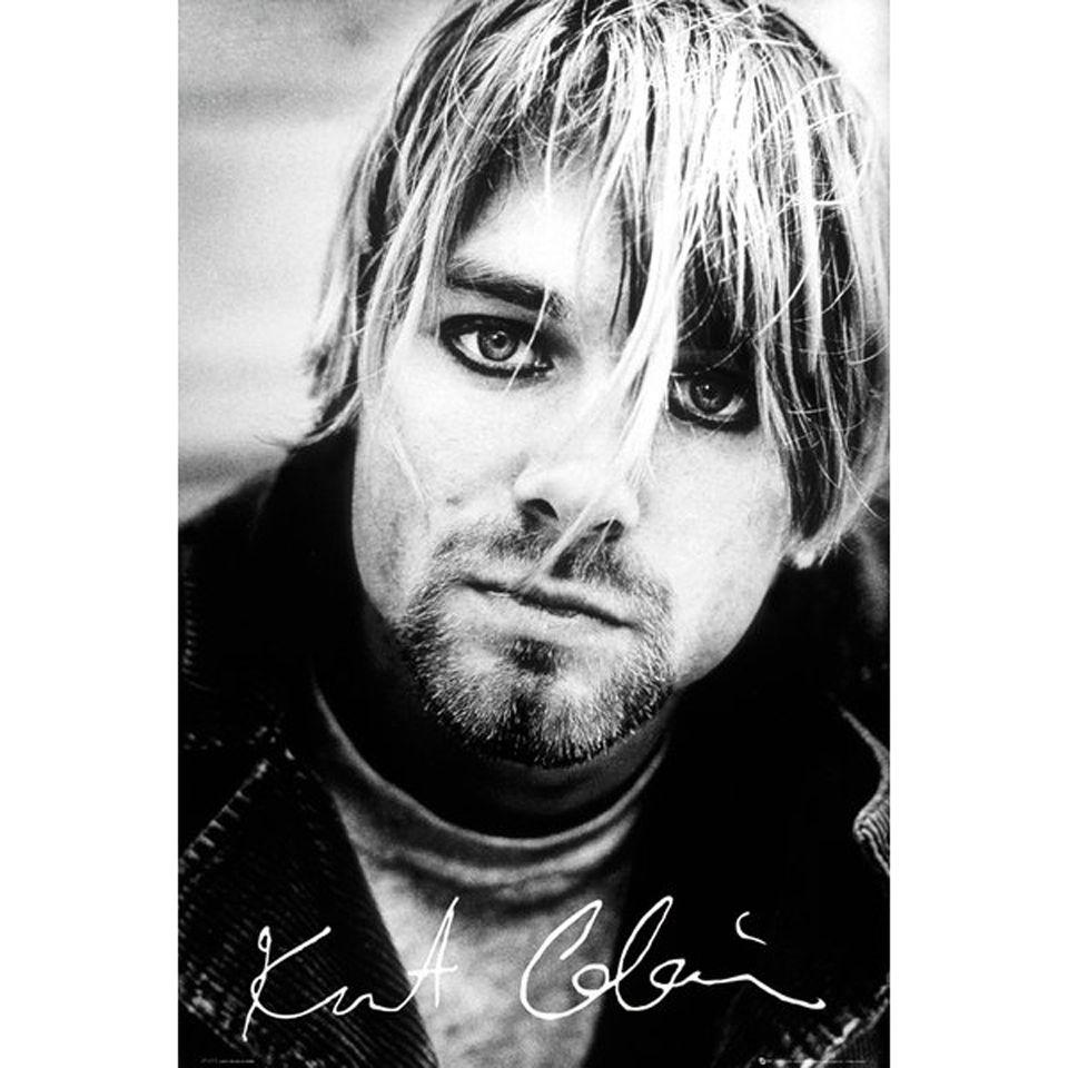 kurt-cobain-signature-maxi-poster-61-x-915cm