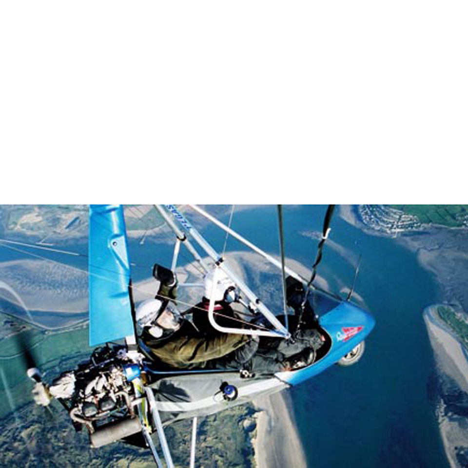 microlight-flying