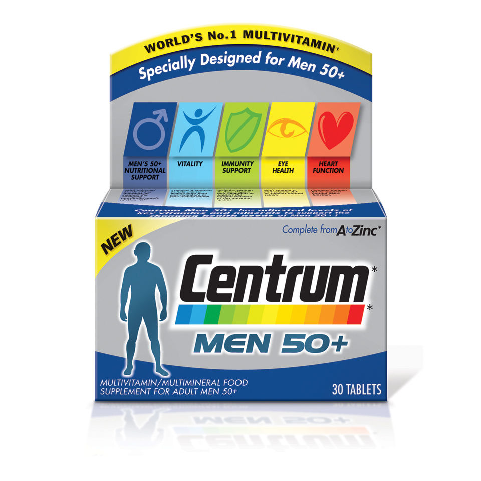 centrum-men-50-plus-30-tablets