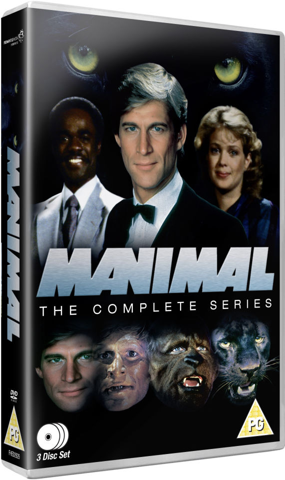 manimal-the-complete-series