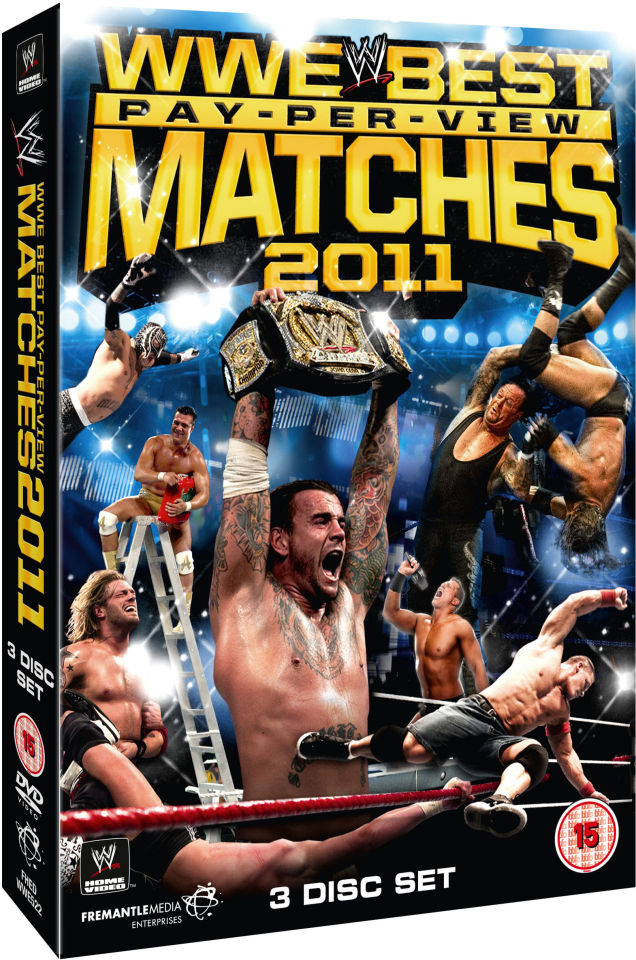 wwe-the-best-ppv-matches-of-2011