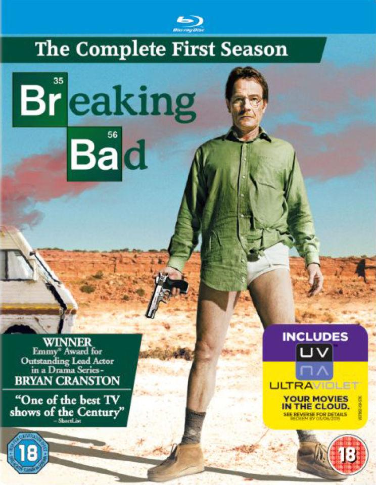 breaking bad staffel 1 dvd