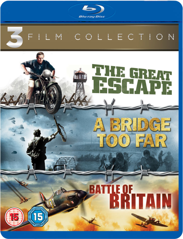 classic-war-a-bridge-too-far-the-great-escape-battle-of-britain