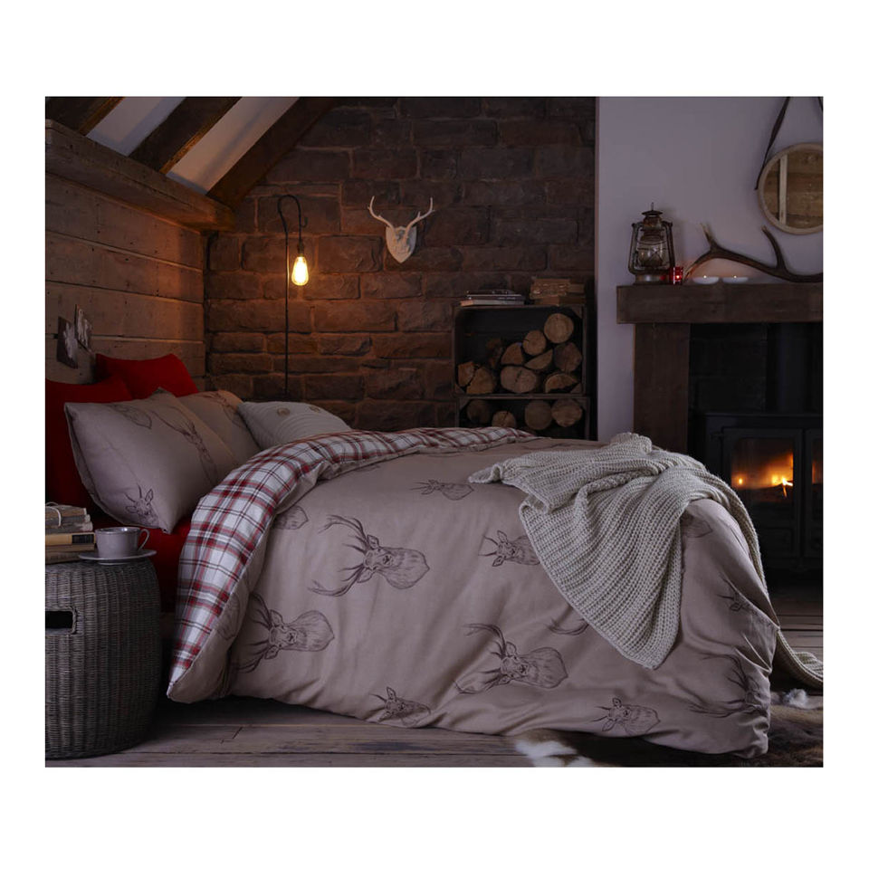 catherine-lansfield-stag-single-bedding-set-multi