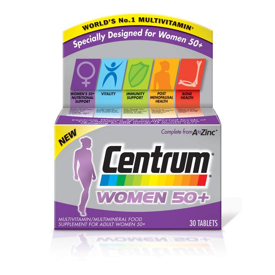 centrum-women-50-plus-30-tablets