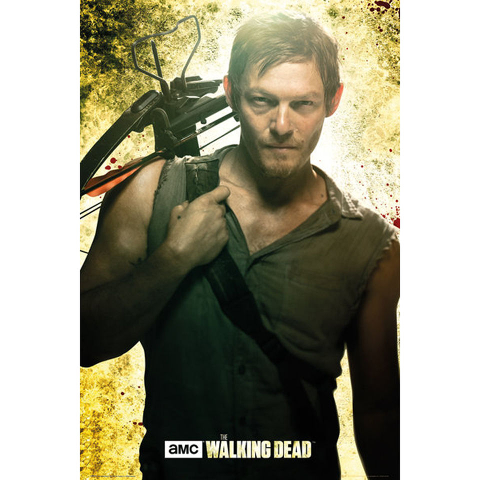 the-walking-dead-daryl-maxi-poster-61-x-915cm
