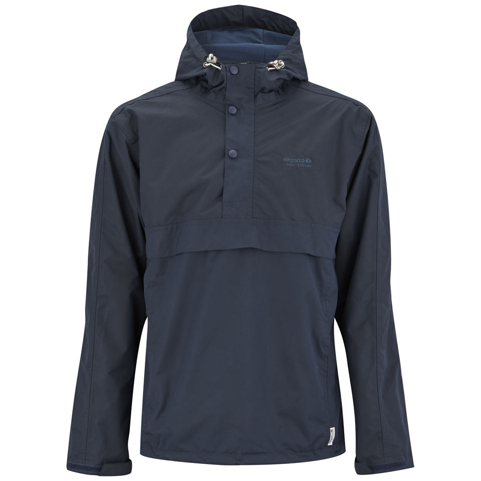 Regatta Men S Brigham Waterproof Isotex 5000 Hooded Jacket
