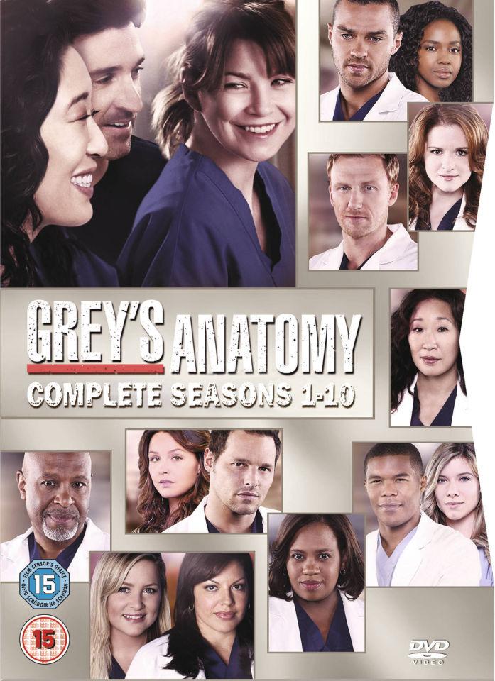 GreyS Anatomy S13e10