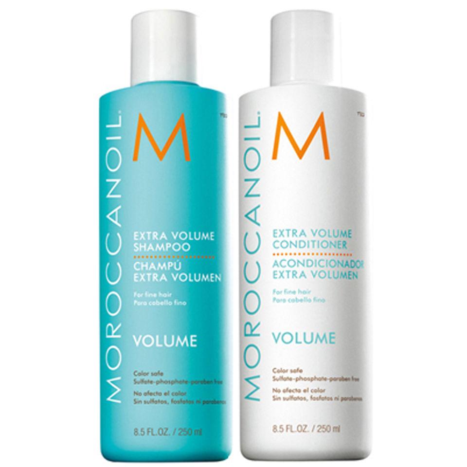 Moroccanoil Extra Volume Shampoo Amp Conditioner Duo