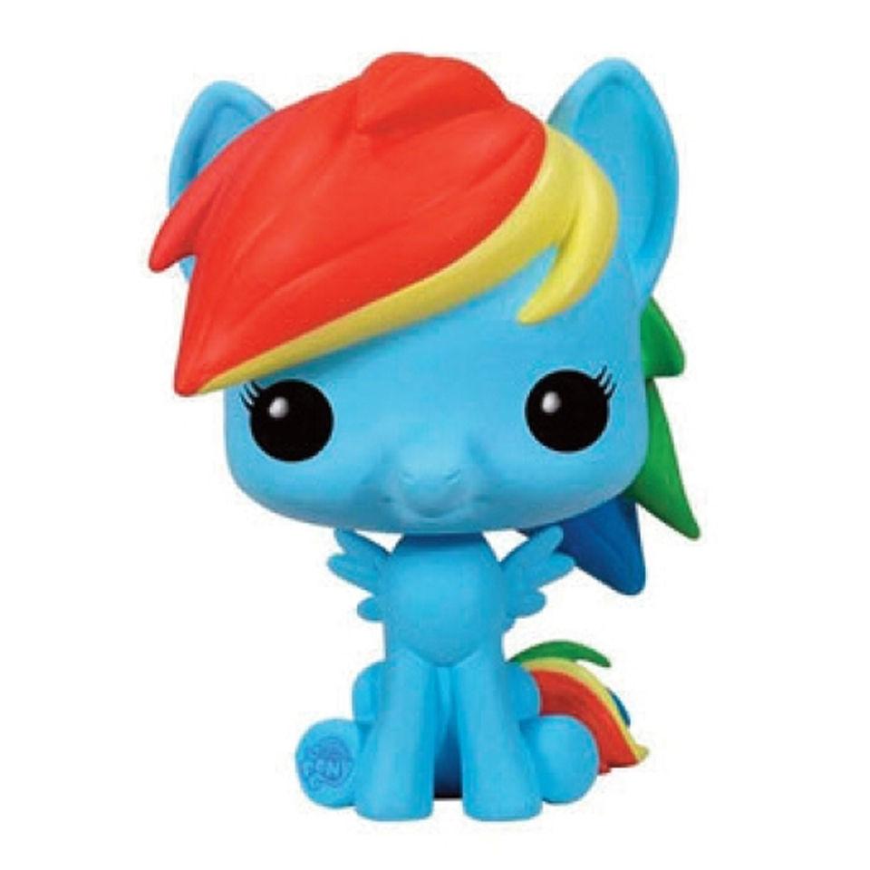 My Little Pony Rainbow Dash Pop Vinyl Figure Pop In A
