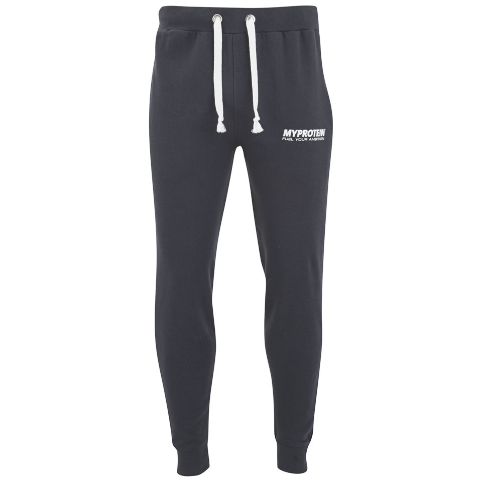 Myprotein Slim Fit Sweatpants, Gun-Metal Grey, S