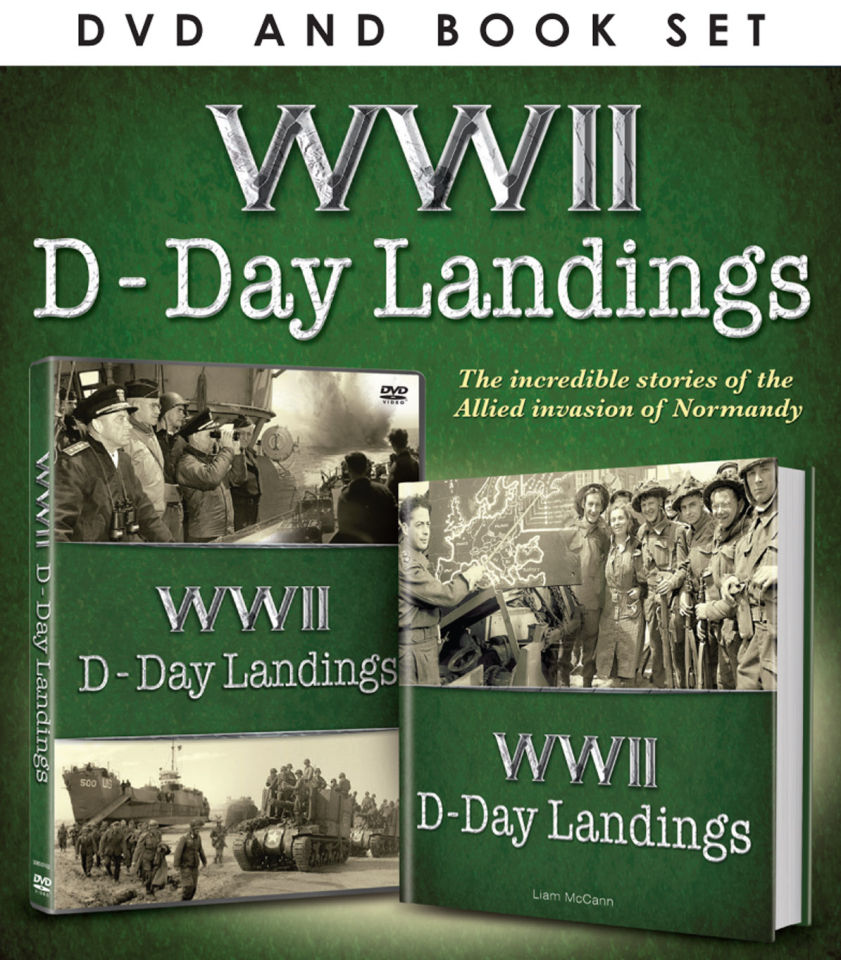 wwii-d-day-landings-includes-book