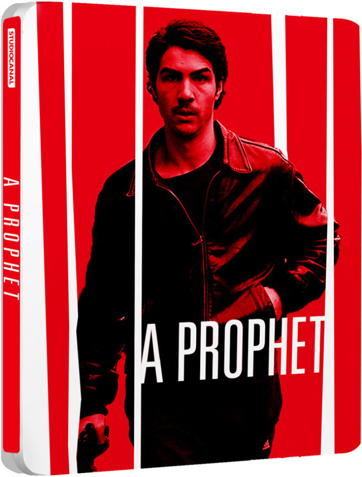 a-prophet-zavvi-exclusive-edition-steelbook-ultra-print-run