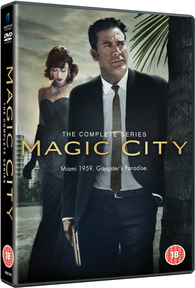 magic-city-complete-series-collection