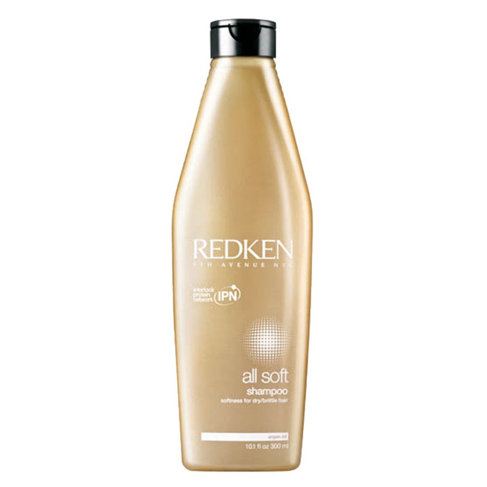 Redken All Soft Shampoo 300ml Reviews Free Shipping