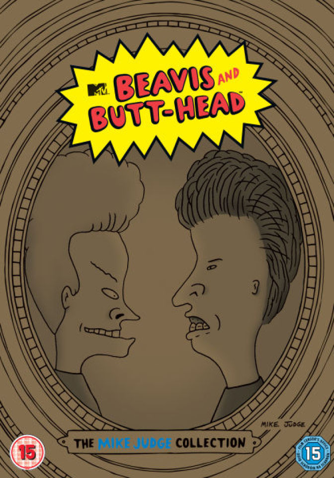 beavis-butt-head-collection