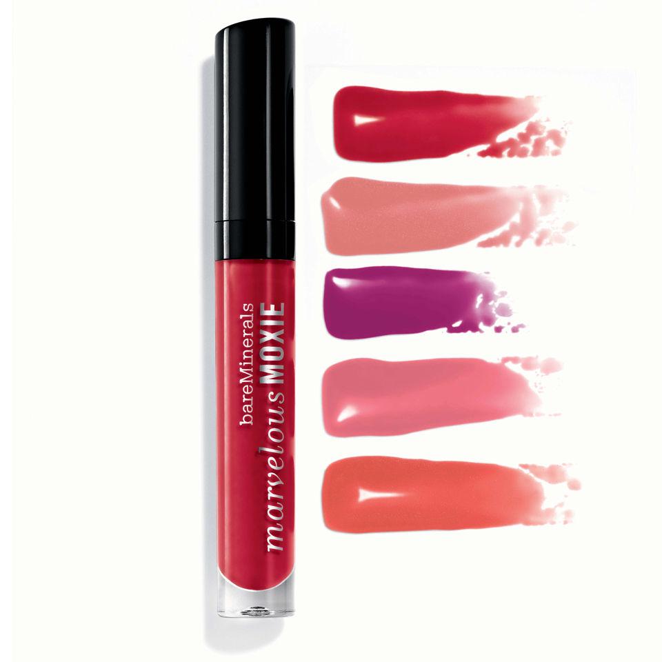 bareMinerals Marvelous Moxie Lipgloss – Stunner (4.5ml)