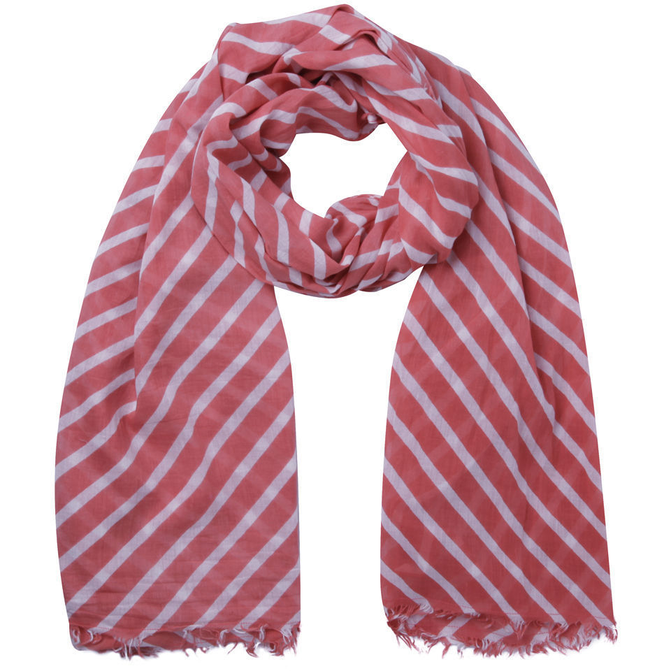 vero-moda-hilde-long-scarf-spiced-coral-snow-white-one-size