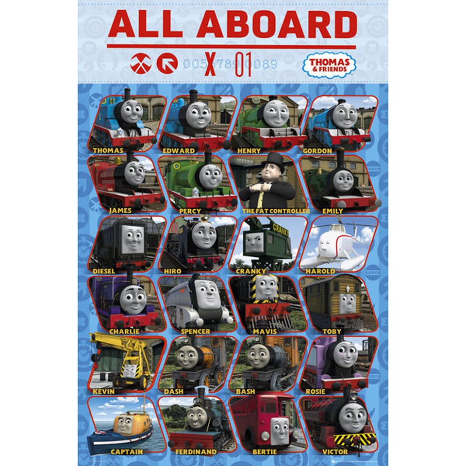 thomas-friends-profile-maxi-poster-61-x-915cm