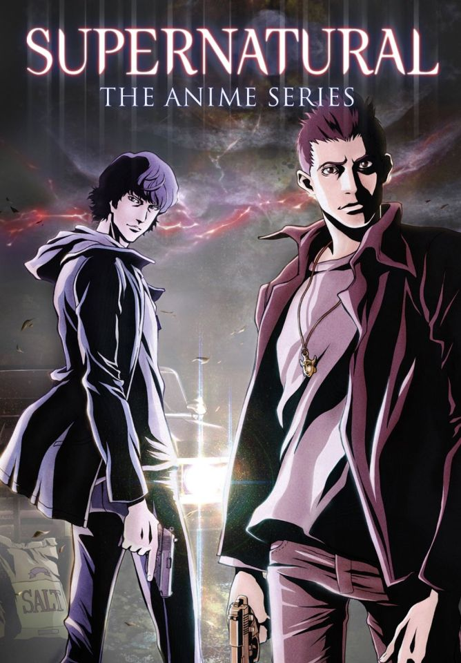 supernatural-the-anime-series
