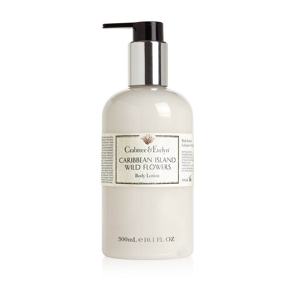 crabtree-evelyn-caribbean-island-wild-flowers-body-lotion-300ml
