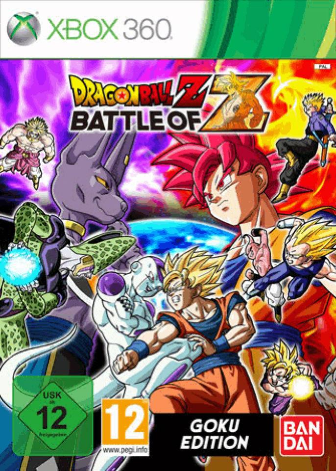 Dragon Ball Z: Battle Of Z - Goku Collector's Edition Xbox 360   Zavvi