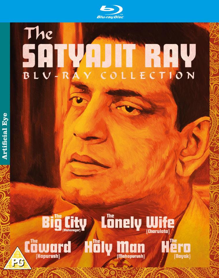 5-films-by-satyajit-ray