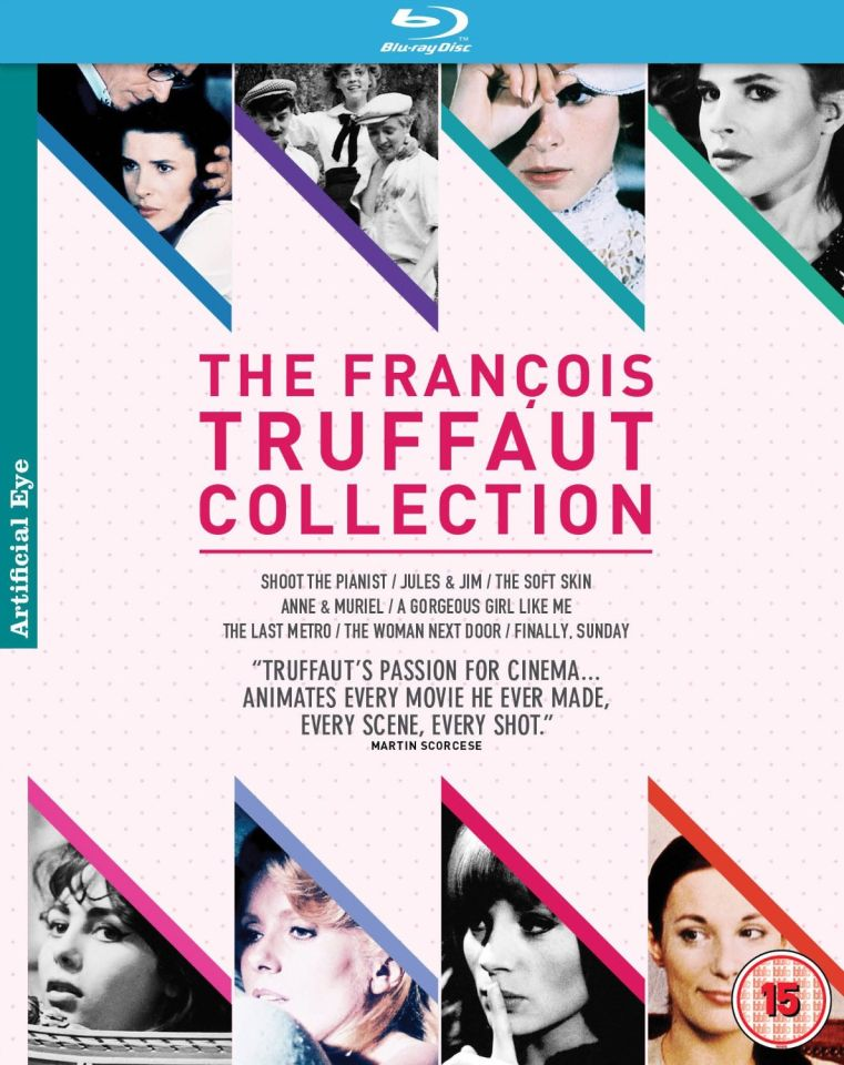 the-francois-truffaut-collection-8-discs