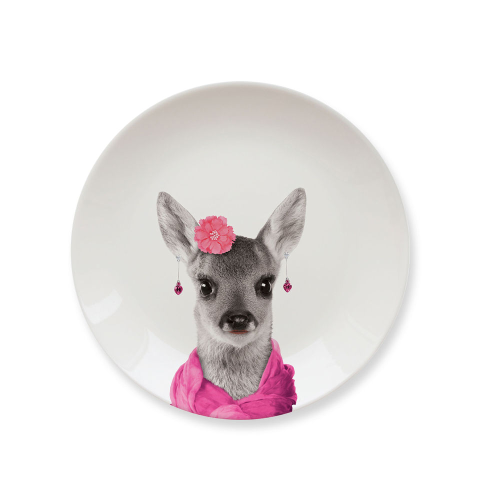 wild-dining-baby-deer-ceramic-side-plate