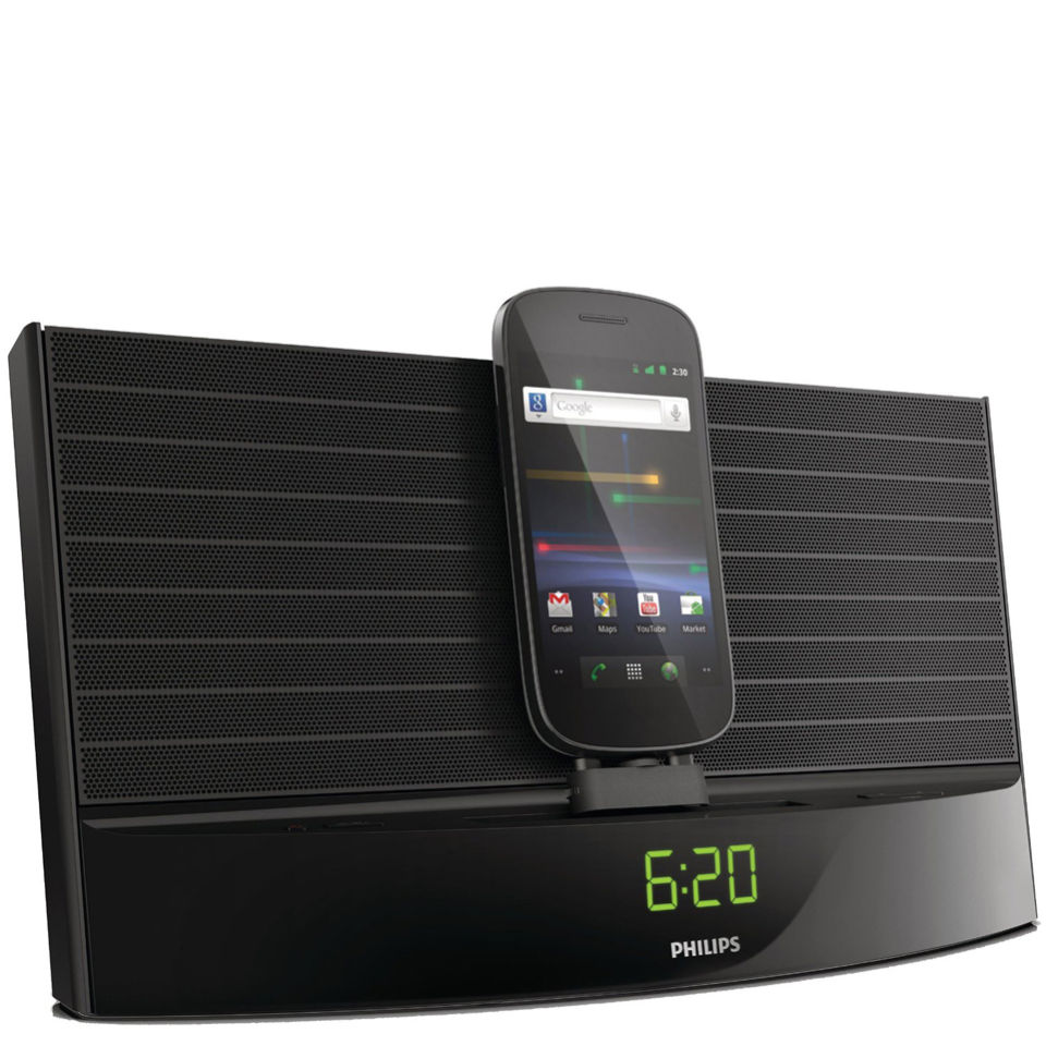 Philips  As141  05 Docking Speaker Bluetooth Android