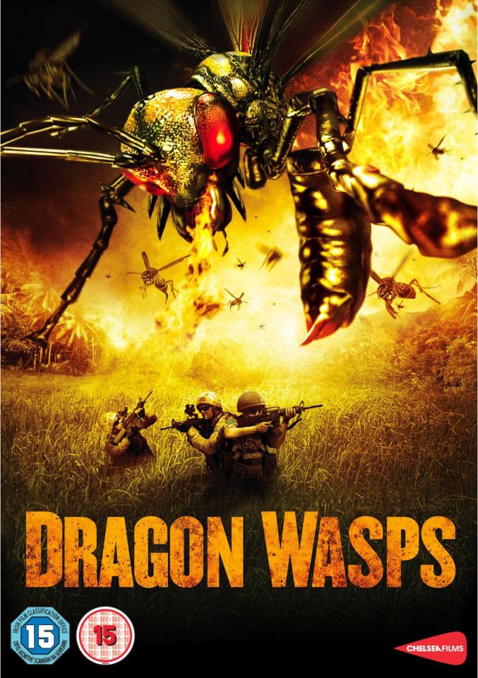 dragon-wasps