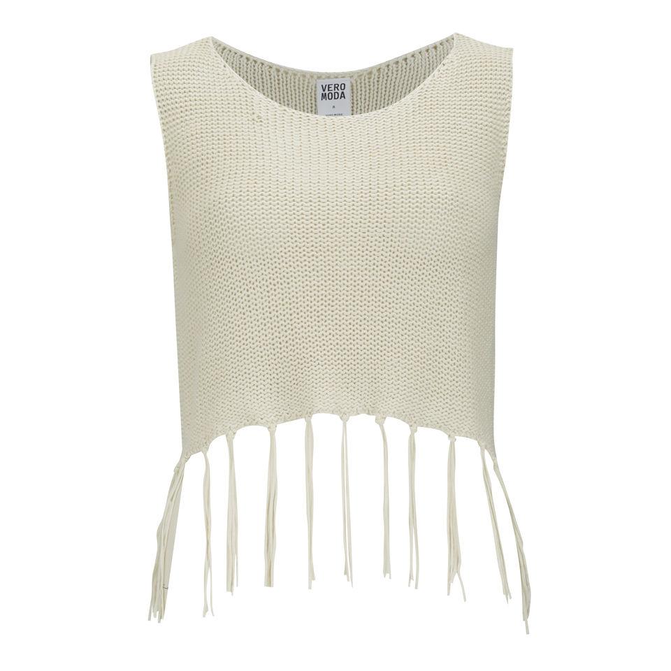 vero-moda-women-hazel-knitted-tassle-crop-top-cream-l