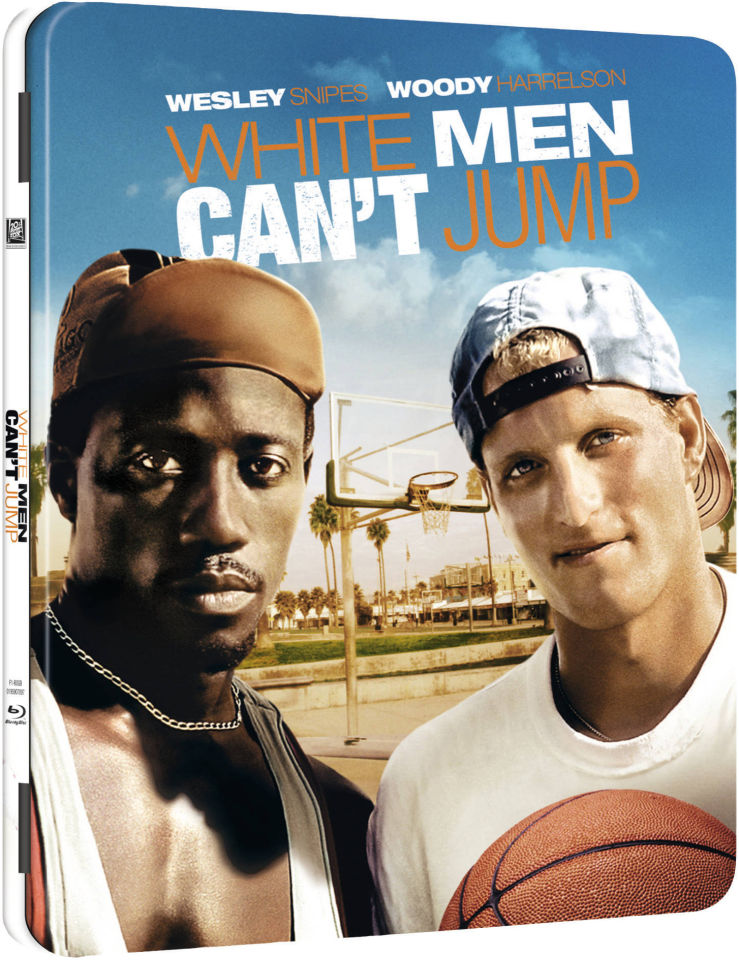 White Men Can T Jump Steel Pack Blu Ray Zavvi