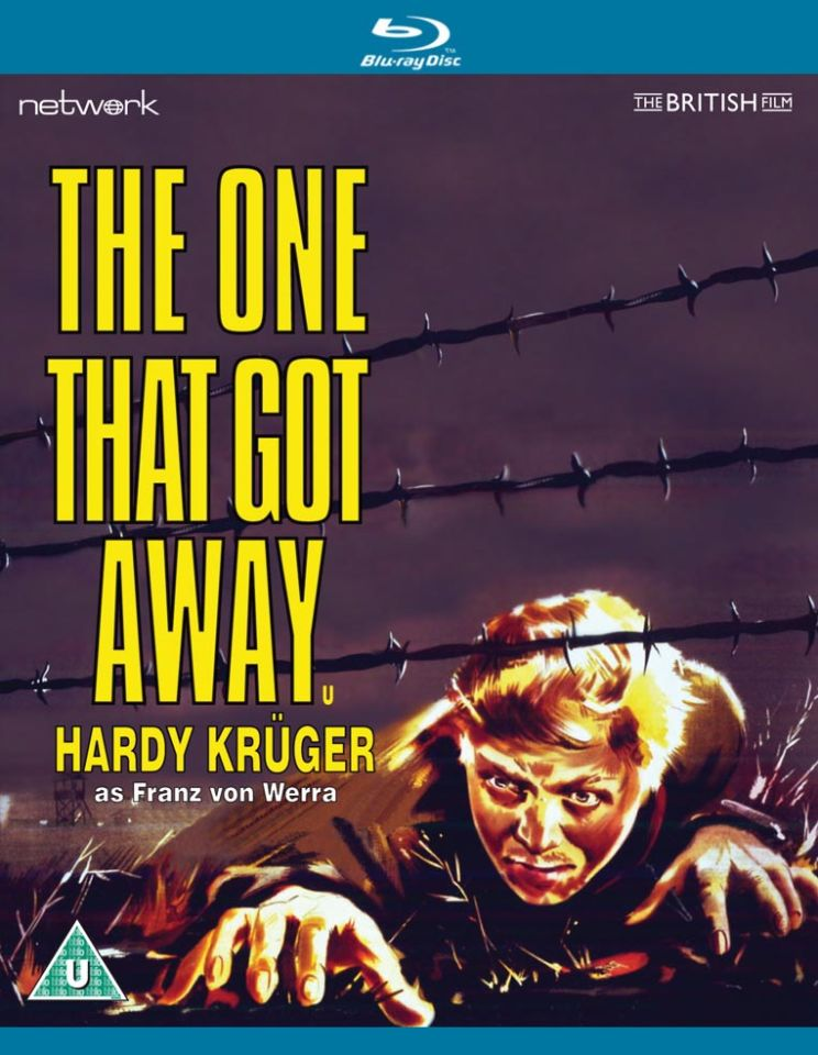 The One That Got Away Blu-ray