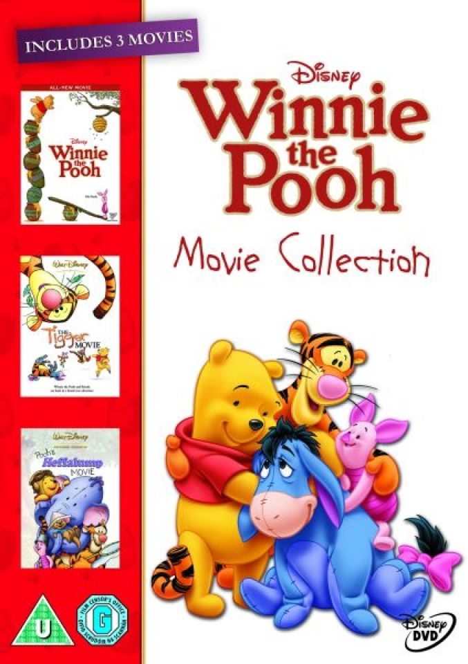 winnie-the-pooh-movie-collection